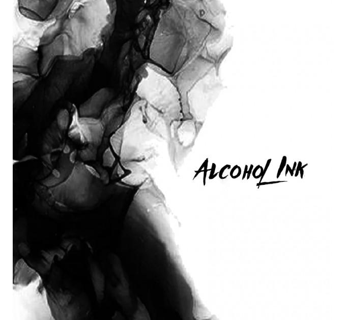 Alcohol Ink - Black Jack