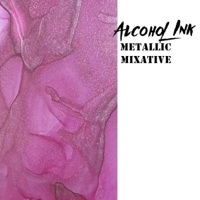 Alcohol Ink Mixative - White Shine