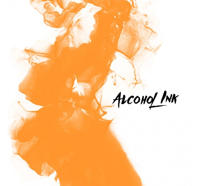 Alcohol Ink - Honey Jar
