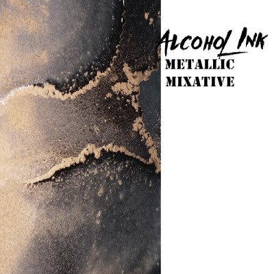 Alcohol Ink Mixative - Bronze