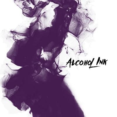 Alcohol Ink - FanFan