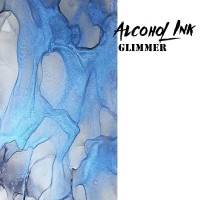 Alcohol Ink Mixative - Blue Chameleon
