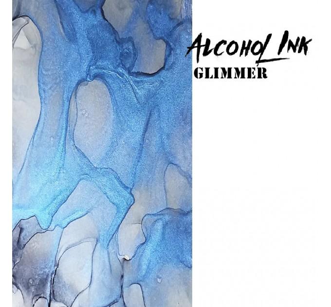 Alcohol Ink Mixative - Blue Chameleon
