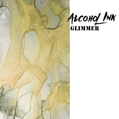 Alcohol Ink Mixative - Gold Chameleon