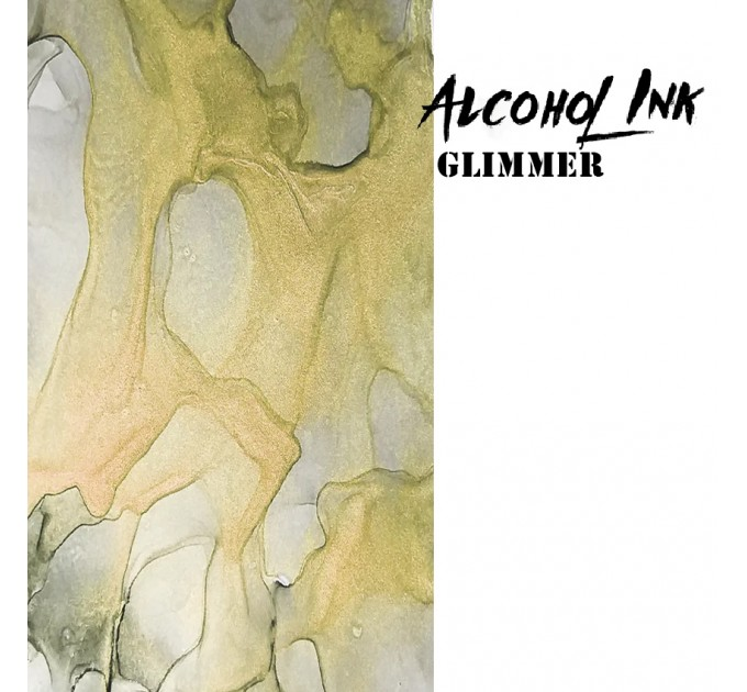 Alcohol Ink Mixative - Gold Chameleon