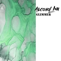 Alcohol Ink Mixative - Green Chameleon