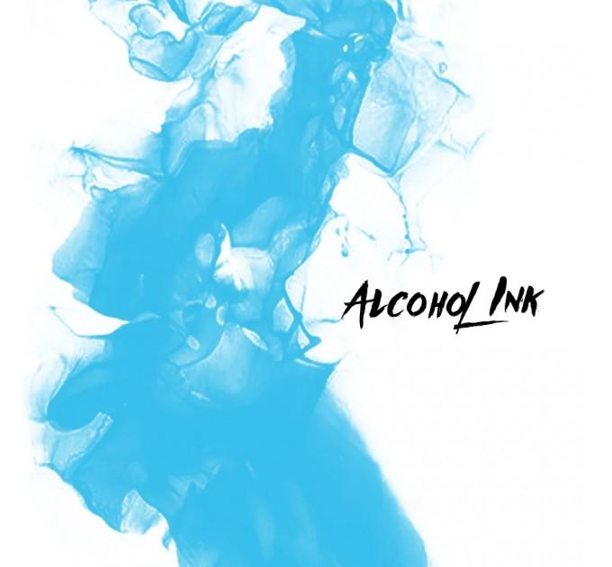 Alcohol Ink - Summer Sea