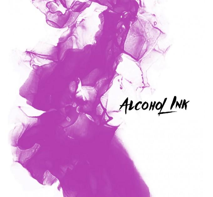 Alcohol Ink - Violette