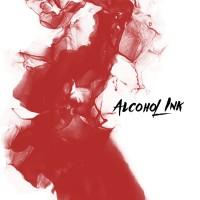 Alcohol Ink - Lipstick