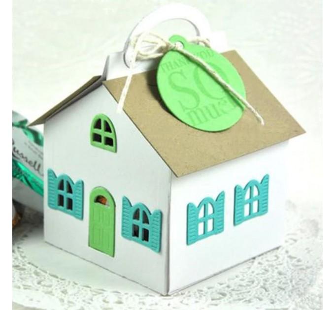 3D House box