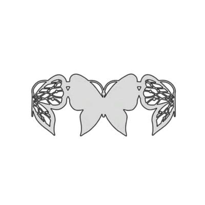 Butterfly 3D Metal Die cut