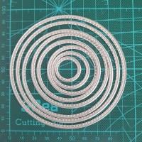 Circle Metal Die cut set