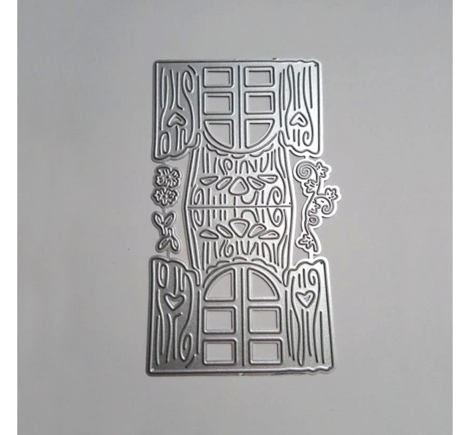 Bag buckle mold - Window - Metal Die cut set