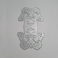 Bag buckle mold - Butterfly - Metal Die cut set