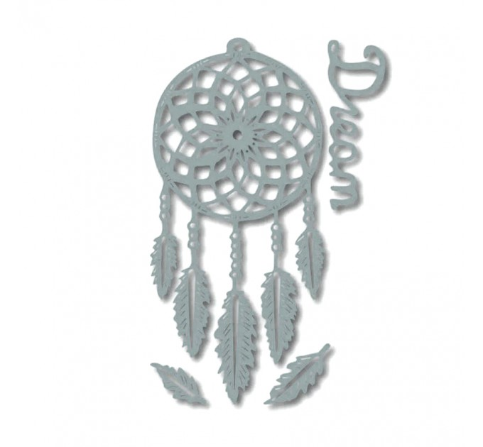 Dreamcatcher Metal Die Cuts