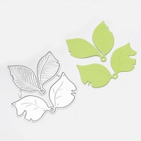 Leaves Metal Die cut set