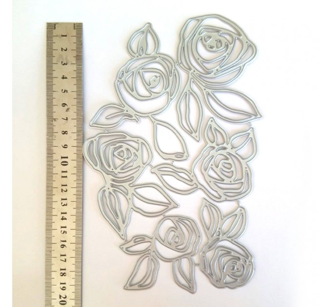 Rose Filament Die Set