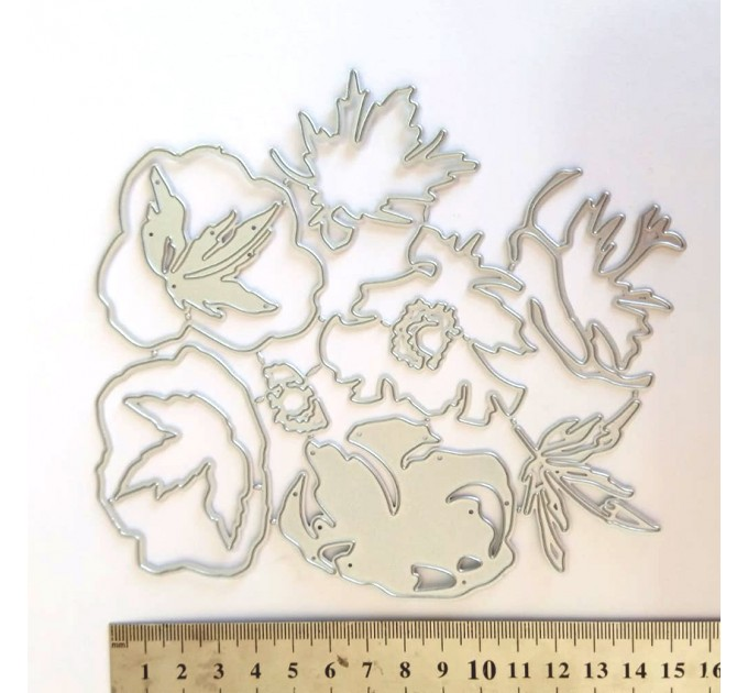 Anemone Layering Die Set