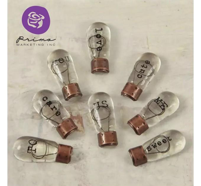 Prima Marketing - Small Typo Bulbs