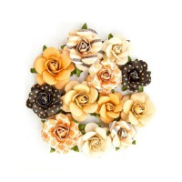 Prima flowers - Amber Moon