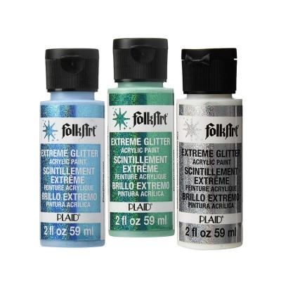 FolkArt Extreme Glitter set 2