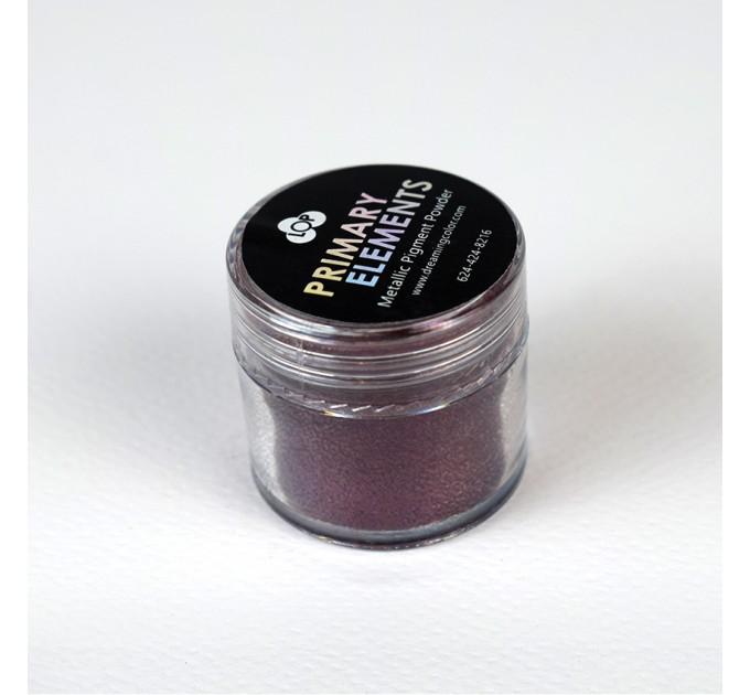 Pearl pigment powder - Bordo