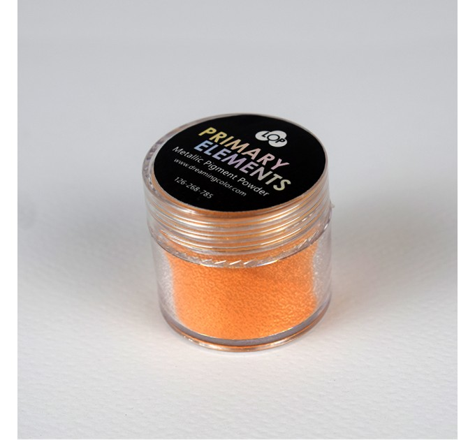 Pearl pigment powder - yellow