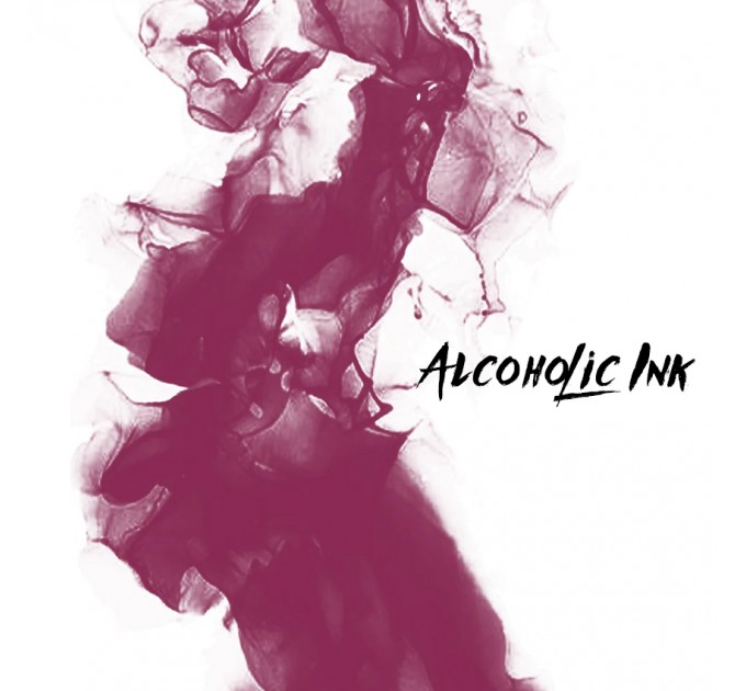 Alcohol Ink - Lady First