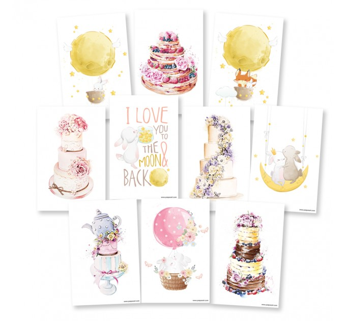 Celebrate Mix Cards