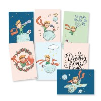 Little Prince Cards