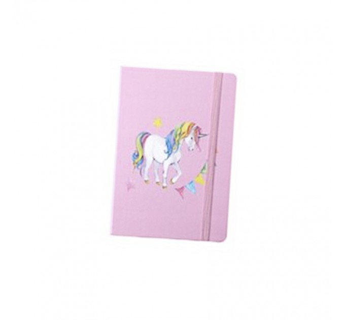 Mini Notebook A6 pink