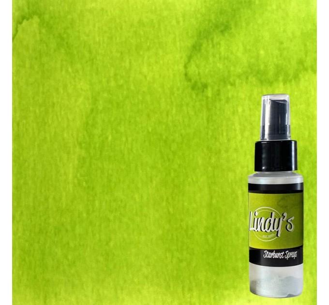 Alien Goo Green Shimmer Spray