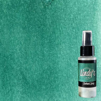 Outer Space Aqua Shimmer Spray