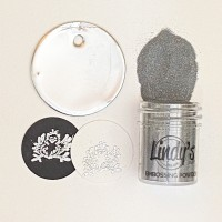 Slam Dunk Silver Detail embossing powder