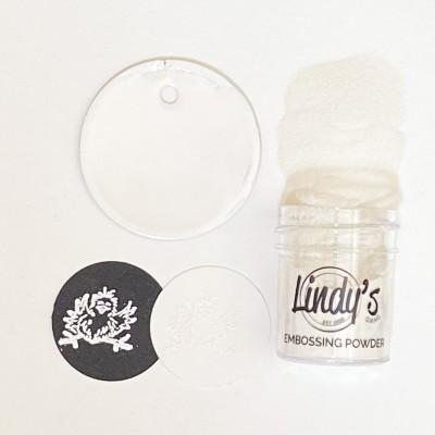 Wowzers White Detail embossing powder