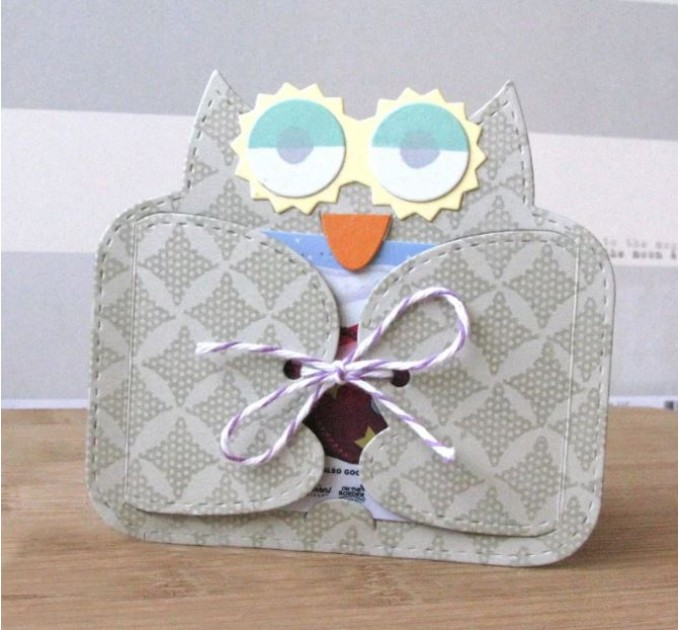 Gift Card Owl