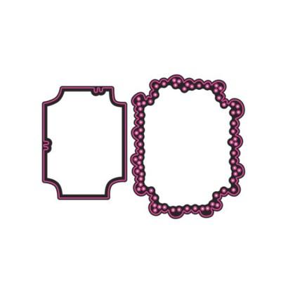 Lace Frame Metal Cutting Dies