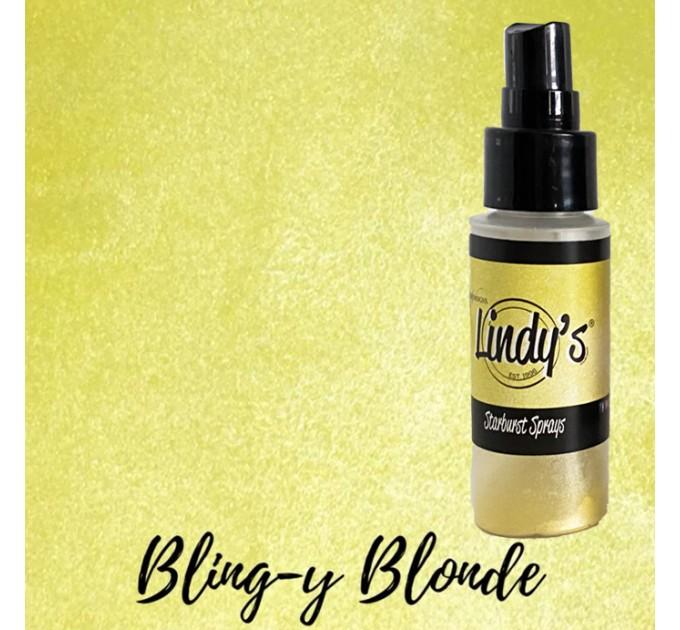 Bling-y Blonde Shimmer Spray