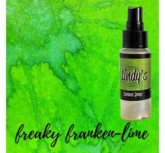 Freaky Franken' Lime Shimmer Spray