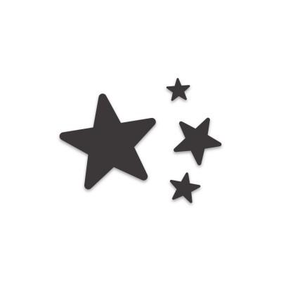 Stars Die cuts