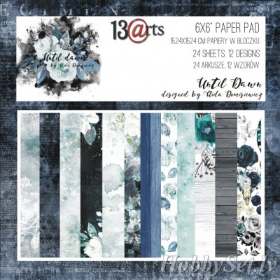 until dawn– Paper Pad 6×6