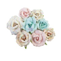 PRIMA FLOWERS® MAGIC LOVE COLLECTION – STARDUST – 8 PCS / 1.25 -2 IN