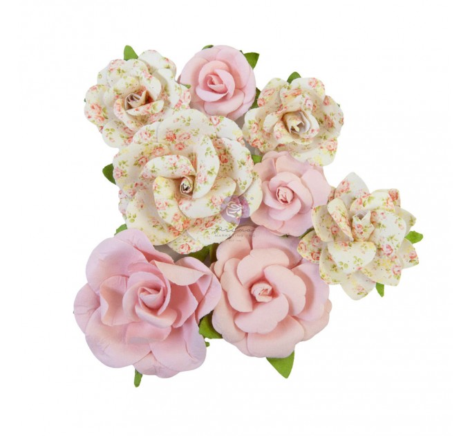 PRIMA FLOWERS® MY SWEET COLLECTION – FRIENDS ALWAYS – 8 PCS / 1.5-2.5 IN