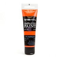ART ALCHEMY – IMPASTO PAINT – PUMPKIN 2.5 OZ