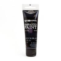 ART ALCHEMY – IMPASTO PAINT – PITCH BLACK 2.5 OZ