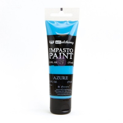 ART ALCHEMY – IMPASTO PAINT – AZURE 2.5 OZ