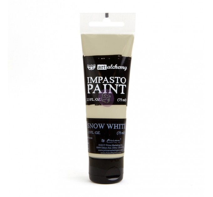 ART ALCHEMY- IMPASTO PAINT – LINEN 2.5 OZ (75ML)