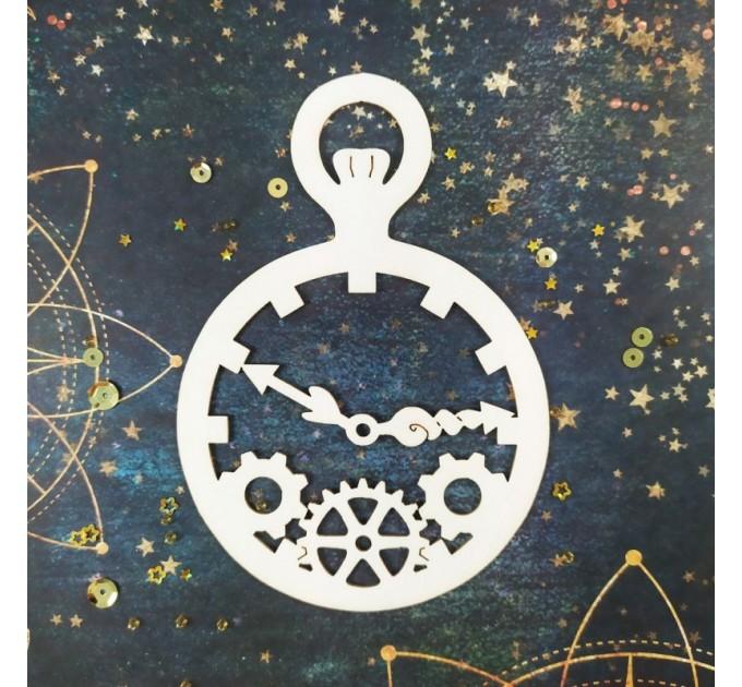 Shaker clock